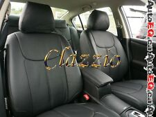 2007-2011 TOYOTA CAMRY | CLAZZIO LEATHER SEAT COVER (1ST+2ND ROWS)