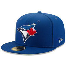 Toronto Blue Jays New Era MLB Team 59FIFTY Fitted Hat - Blue