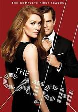 The Catch: The Complete First Season 1 One (DVD)  BRAND NEW!!!  FREE SHIPPING!!