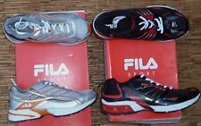 FILA SPORT BOYS LITE COOL MESH & LEATHER RUNNING/ATHLETIC SHOES LIST $45