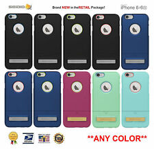 Seidio SURFACE Case (w Kickstand) for the Apple iPhone 6/6s (4.7) **ANY COLOR**