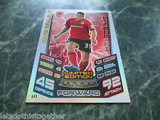 RARE Match Attax Championship 12/13 - Craig Bellamy - LE1 Limited Edition - MINT
