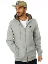 Etnies Grey-Heather E-Base Sherpa Zip Hoody