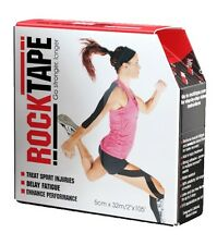 "ROCKTAPE BULK 2"" x 105' ATHLETIC SPORTS MUSCLE KINESIOLOGY  ROCK TAPE, NEW"
