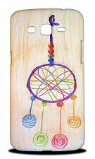 DREAM CATCHER CRAYON DRAWING HARD CASE COVER FOR SAMSUNG GALAXY GRAND 2