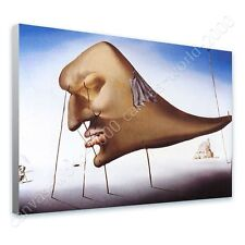 CANVAS +GIFT Sleep Face Salvador Dali Pictures Paints Wall Decor Prints