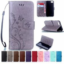 Flip Leather Wallet Cards Holder Stand Case Cover For Apple iPhone 7/7 Plus 6 6s