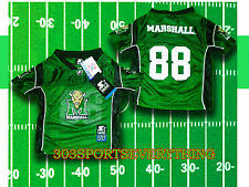 BRAND NEW MARSHALL THUNDERING HERD YOUTH INFANT TODDLER PLAYER FOOTBALL JERSEY