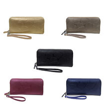 Fashion Women PU Leather Wallet Lady Long Card Holder Handbag Bag Clutch Purse B