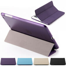 Smart Magnetic PU Leather Stand Tablet Case Cover For Apple iPad 2 3 4 Mini Air