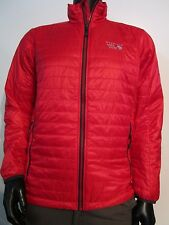 NWT Mens M Mountain Hardwear Thermostatic Puffer Warm Insulated Jacket $185