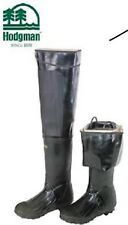 Hodgman Heavy-Duty Rubber Hip Waders With Cleated Sole