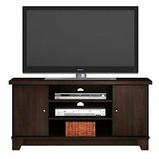 4D Concepts Vaugh TV Stand - Dark Cherry