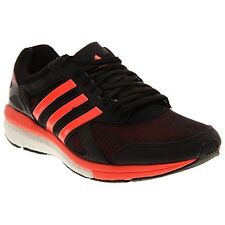 Adidas Adizero Tempo 7 MensBlack/Orange Running Shoe en US- Choose SZ/Color.