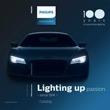 Philips All Bulb Sizes Halogen Headlight Replacement Car Light Bulbs Automotive