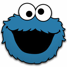 COOKIE MONSTER POSTER PRINT (3) - DIFFERENT SIZES - UK SELLER