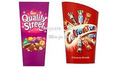 Celebration Quality Street Box Tub Chocolates Gift Box XMAS
