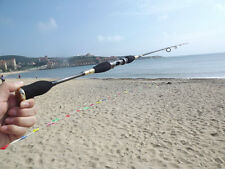 New Professional  Sea Fishing Spinning Rod Travel Pole Carbon Fiber Fishing Rods