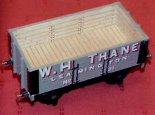 """""""0"""" Gauge Real Wood Wagon Insert For Gloucester 6 Plank"""