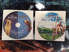Old Yeller 2-Movie Collection (DVD, 2005)