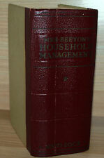 Mrs Beetons Book of Household Management - Hard Back