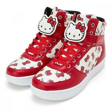 Sanrio Hello Kitty High-cut Shoes Sneakers Sneaker Athletic from Japan S6363