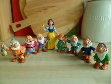 Bullyland Disney Snow White and the Seven Dwarfs Figures