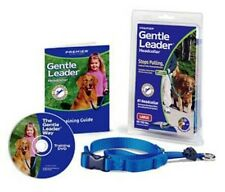 PetSafe Gentle Leader Head Collar  No Pull, All Sizes, 7 Colors Training DVD