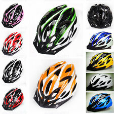 Unisex Adult Road MTB Bike Bicycle Cycling Hoverboard Helmet Visor Adjustable