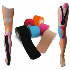 Ultimate Performance Pro Athlete Pre-Cut Kinesiology Sports Injury Muscle Tape
