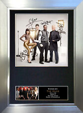 THE VOICE Signed Autograph Mounted Reproduction Photo A4 Print no11