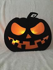 Yankee Candle Halloween Silhouettes Jack O Lantern Tealight Holder