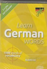 Learn German Words, Lounge Lizard Publications Limited | Audio CD Book |