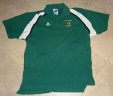 Adidas Embroidered South Florida USF Bulls Football Collared Polo Shirt Men's XL