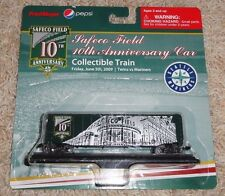Mariners New / Sealed Train Giveaway - SGA - Safeco Field 10th Anniversary Car