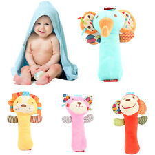 New Baby Hand Stick Toy Shock Rattle Rattle Hot Infant Kids ChildrenHanging Bell
