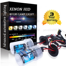 NEW HID Headlight Replacement Bulbs Xenon Light H11 43K 8K 6K White Low Beam N1