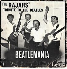 "The Rajahs - Beatlemania - 7"" EP 45 Vinyl Record 1964"