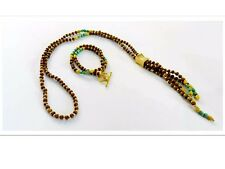 Hot Fashion Jewelry Set Necklace And Bracelet African Wood Beads Private Design