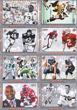 2013 Jogo CFL Alumni Series 1 (#1-20) Limited Print Run of 200 Sets Made