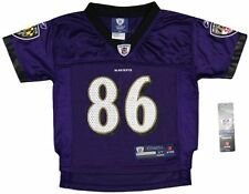 "New! NFL Baltimore Ravens Jersey #86 ""Heap"""