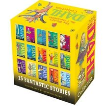 Roald Dahl 15 Book Collection Set RRP £98.95 Matilda The BFG The Twits