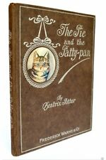 THE PIE AND THE PATTY PAN 1905 1ST EDITION 1905 BEATRIX POTTER VERY GOOD