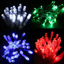 Length 13 Feet Battery Operated Home Garden Party 40-LED String Light Lamp Decor