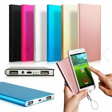 Ultrathin 20000mAh Portable External Battery Charger Power Bank for Cell Phone B