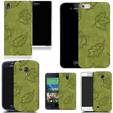 hard case cover for variety of mobiles - autumn leaf