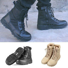 Men Forced Entry Tactical Deployment Boot Military Duty Work Boots Shoes Combat