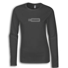 USB Lifes Too Short to Remove USB Safely Womans Long Sleeve Tee T-Shirt TS470
