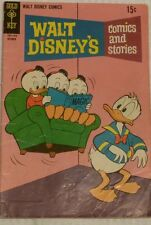Walt Disney's Comics and Stories, #349, (Oct 1969, Western Publishing)