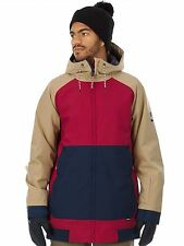 ONeill Scooter Red Seb Toots Signature Snowboarding Jacket
